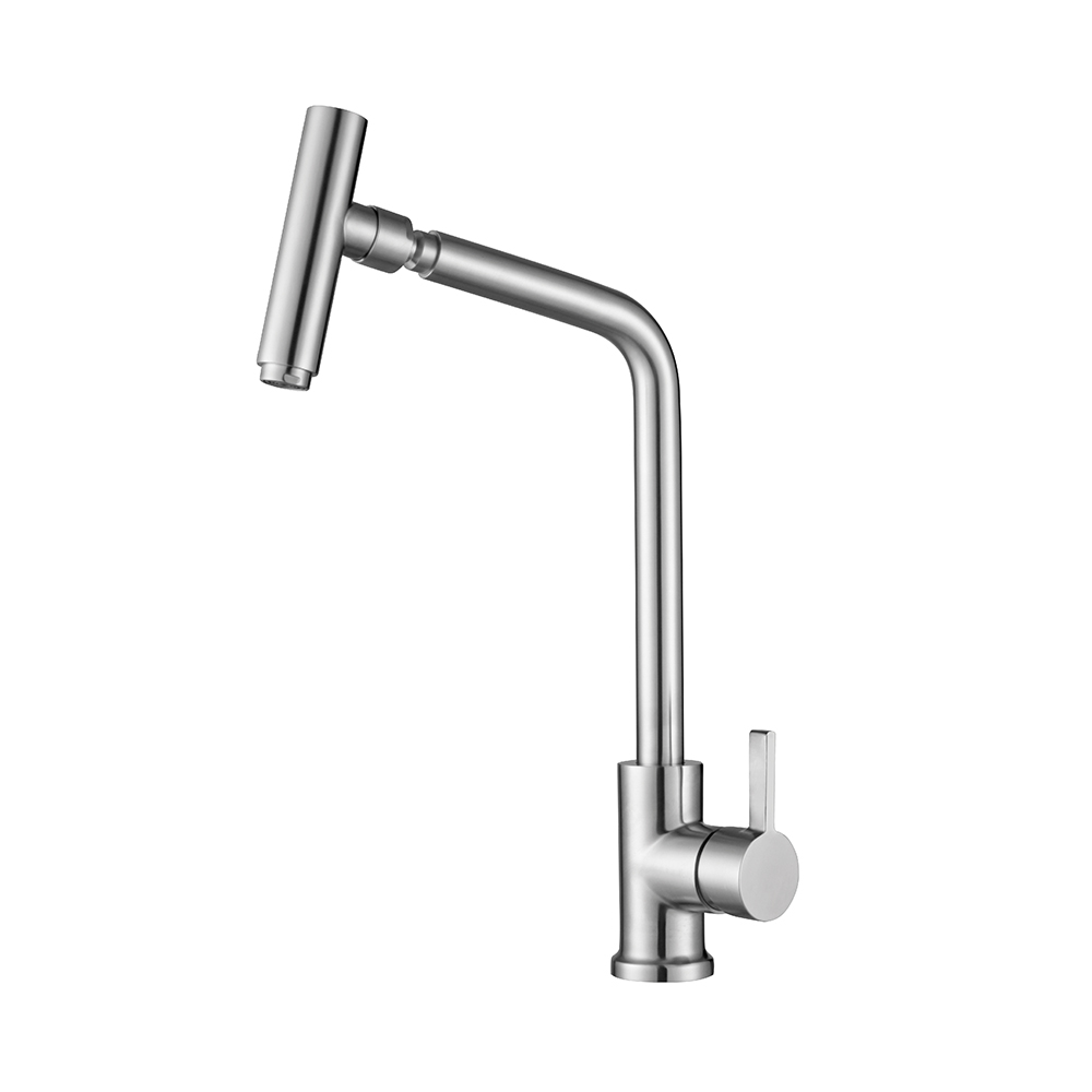 Kitchen Mixer|Stainless Steel Mixer|Single lever sink mixer